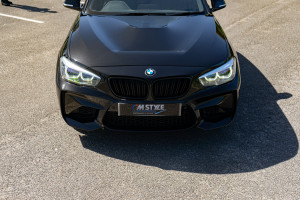 M2 Style Front Bumper for F20/F21 Models