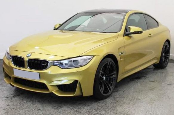 F82 and F83 M4