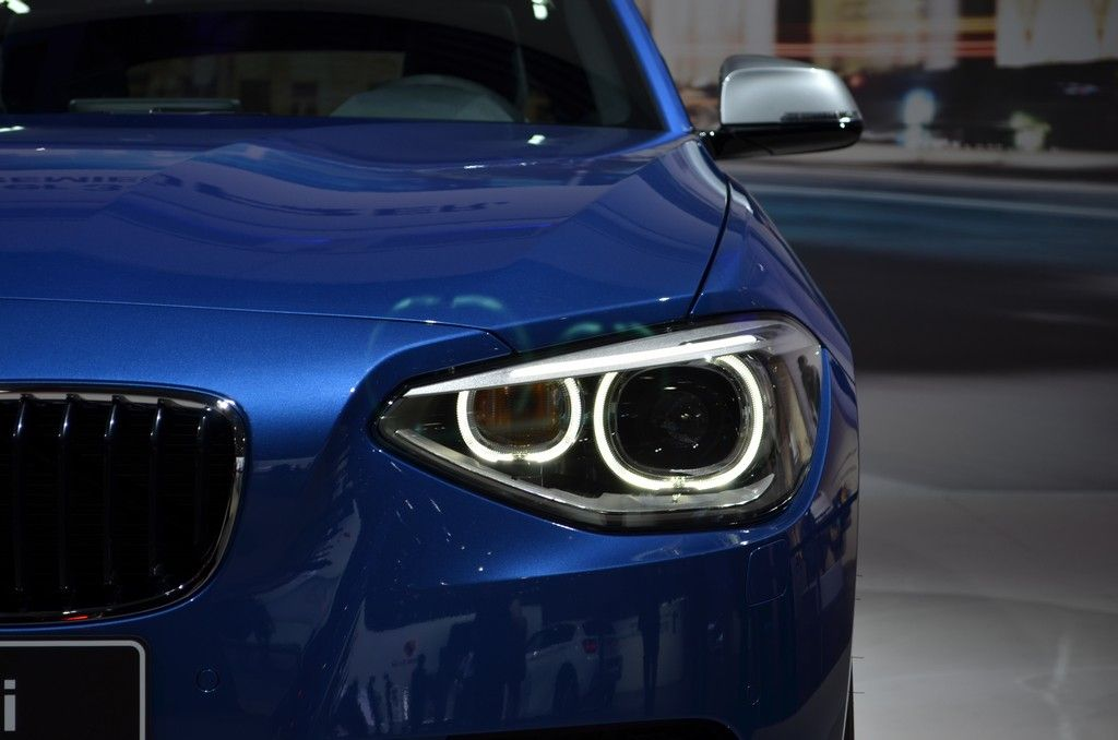 Headlamps, Front End Lighting and Angel Eye Upgrades