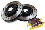 Brake Pad & Disc Upgrades