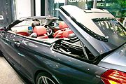 Convertible roof accessories