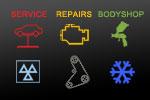 Servicing, Repairs, Bodywork & MOT's