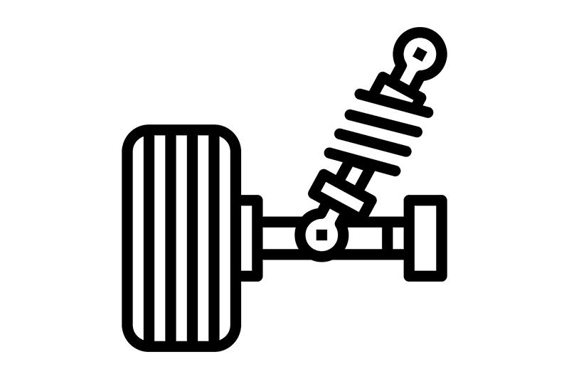 Suspension, Chassis & Strut Braces