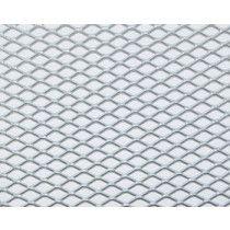 Universal  silver mesh, aluminium