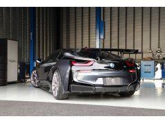 3D Design Carbon Rear Diffuser for BMW i8 (I12)