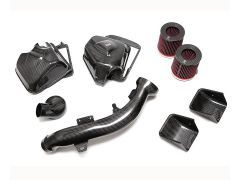 F8X M3/M4 3D Design Carbon air intake system