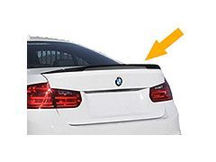 F30 and F80 M3 performance style boot spoiler