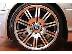 Repairs for all alloy wheels