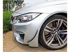 Carbon Fiber Canards 2pcs/Set For BMW F8X M3 M4