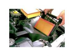 Air filter change for all F23/23 2  series M235i models only