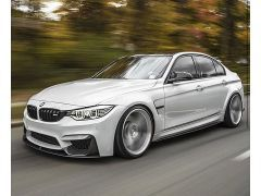 F80 M3 Exterior wide carbon styling and stance package