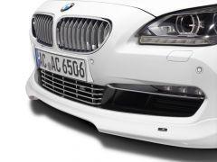 AC Schnitzer paintable full front splitter for all F06, F12 or F13 6 series SE/Sport models