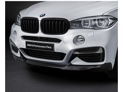 BMW Performance front splitter for all F16 X6 M-Sport models