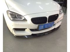 Mstyle racing carbon front splitter M sport  F12, F13, F06