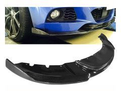 F34 Mstyle racing carbon front splitter.