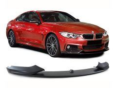 F32, F33 and F36 MStyle performance front splitter