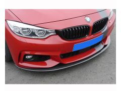 F32, F33 and F36 Rieger Carbon front splitter