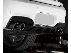 F06/12/13 M6 carbon rear diffuser