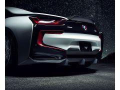 BMW i8 Vorsteiner VR-E aero rear diffuser