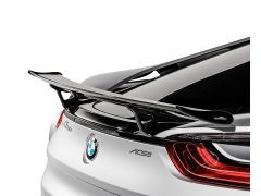 AC Schnitzer carbon fibre rear wing for all BMW i8 models