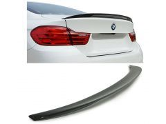 F32 MStyle performance carbon rear spoiler