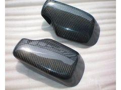 Carbon fibre mirror overcover for all E53 X5 models