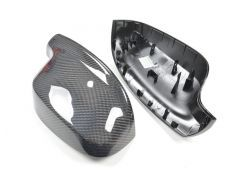 replacement carbon fibre mirror covers for all E84 X1, F25 X3 and F26 X4 models.