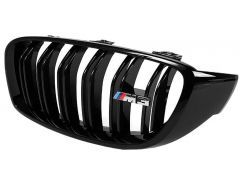 F80 M3 and F82/83 M4 BMW performance gloss black grilles