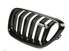 Genuine BMW Performance gloss black grilles for all F87 M2
