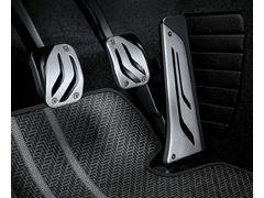 Genuine M performance pedal set