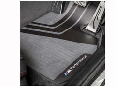F32/33 BMW M Performance floor mats
