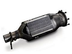 Regeneration of the DPF (Diesel Particulate Filter)