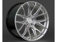 CS lite wheel set in Silver