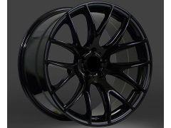 CS lite wheel set in Black