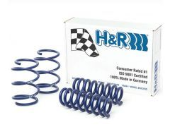 H&R Supersport lowering springs for all F82 M4 Coupe models