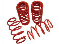 Spax extra low lowering springs for all F20/21 125i, 114D, 116D, 118D and 120D