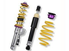 KW V1 Inox line coilover kit for all F32 4 series coupe XDrive models without EDC