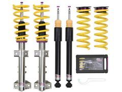F34 GT KW Street comfort coilover kit, with EDC
