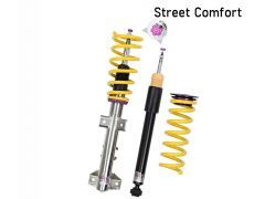 F06 GC KW Street comfort coilover kit with EDC