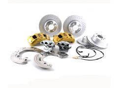 F22, F23 Genuine BMW M performance brake kit, various colours