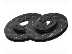 F32 and F33 front slotted discs for all 420D, 420i and 428i models