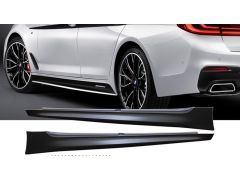 G30 G31 MStyle Sport Look Side Skirts for BMW 5 Series