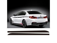 MStyle Carbon Performance Side Skirt Extensions for all G30/31 M-Sport models