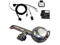 ActiveSound V8 Exhaust inc. sound booster - F32 F33 F36 Diesel Models
