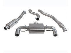 Cobra Sport Cat Back System for all F20/21 M135i models.