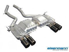 BMW F80 M3 / F82 /F83 M4 Eisenmann Performance Rear Silencer