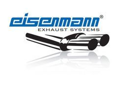 Eisenmann quad exhaust with 4 x 76 mm tailpipes for all F22/23 220i models
