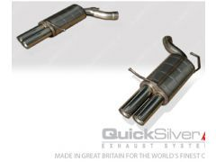 Quicksilver rear silencer for all E63/64 M6 models