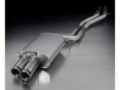 Z4 E89 remus rear silencer for all Z4 E89 23i and 30i models