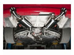 Vanguard performance exhaust E90 E91 E92 E93 335i